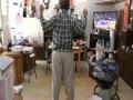 タオル握り運動